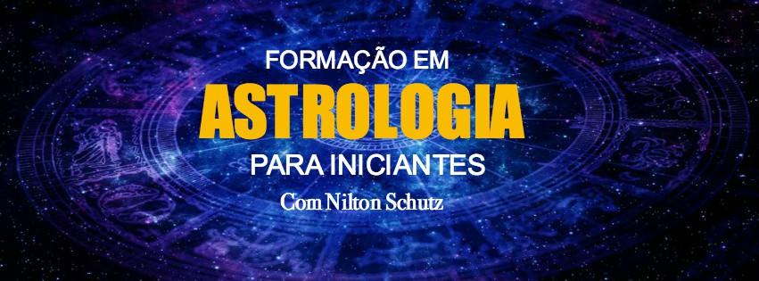 ASTROLOGIA PARA INICIANTES – Segundas-Feiras – Início: 15/01/18