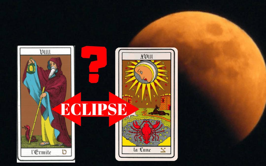 Tarot Semanal – 26 a 01 Agosto – Eclipse Lunar