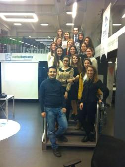 Nil's HR CAFE Genç Profesyonellerle Mentor Buluşmaları Gezi ve Keşif Notları Şemsiyemde Neler Var?