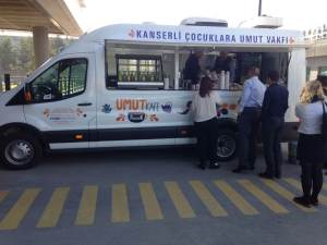 Nil's HR CAFE Sosyal Proje: Umut Kafe Şemsiyemde Neler Var? Sosyal Sorumluluk