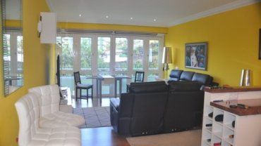 Top apartment in the apartment house BEL AIR