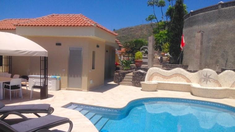 Beautiful two-storey luxury villa in El Sauzal!