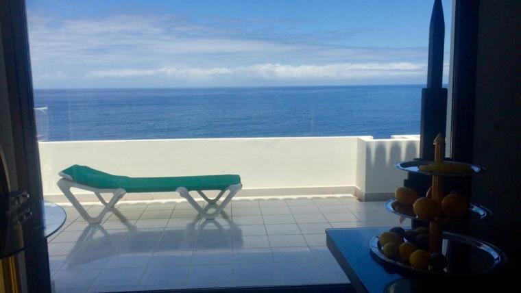 Fantastic apartment in the front line of La Paz