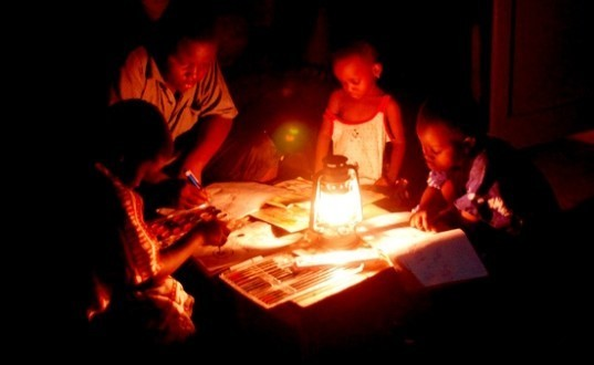 The Electricity Company of Ghana (ECG) is shedding a total of 530 megawatts of power today [Tuesday]. Continue Reading .....