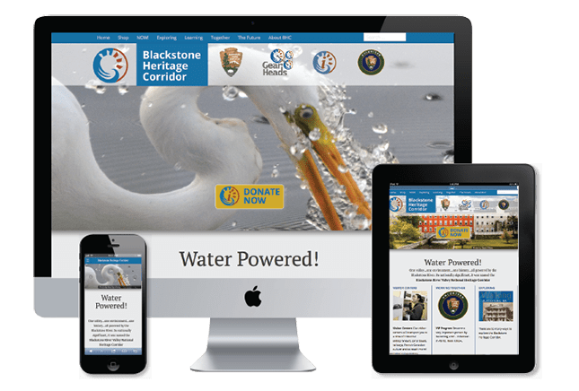 National Heritage Web Design inNew Haven
