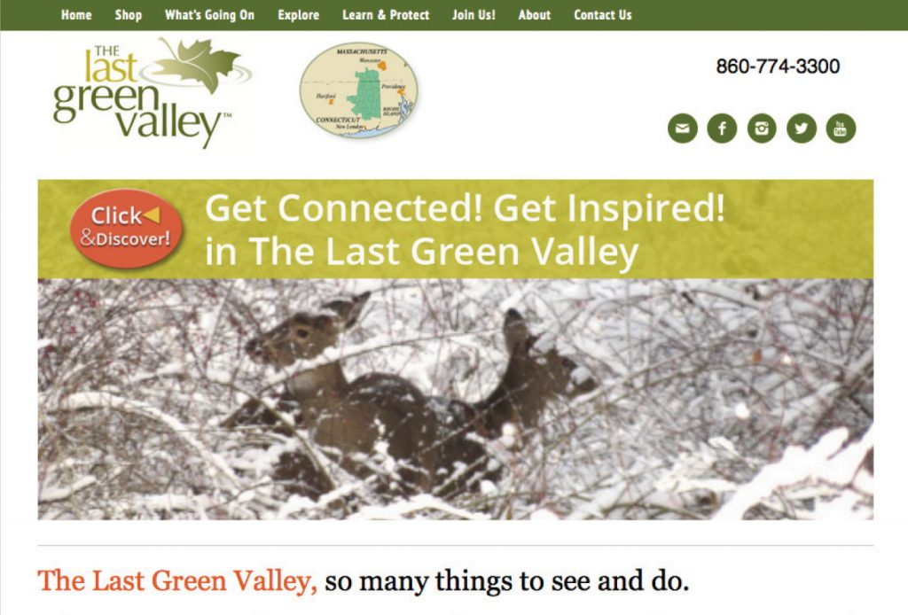 The Last Green Valley Heritage Corridor