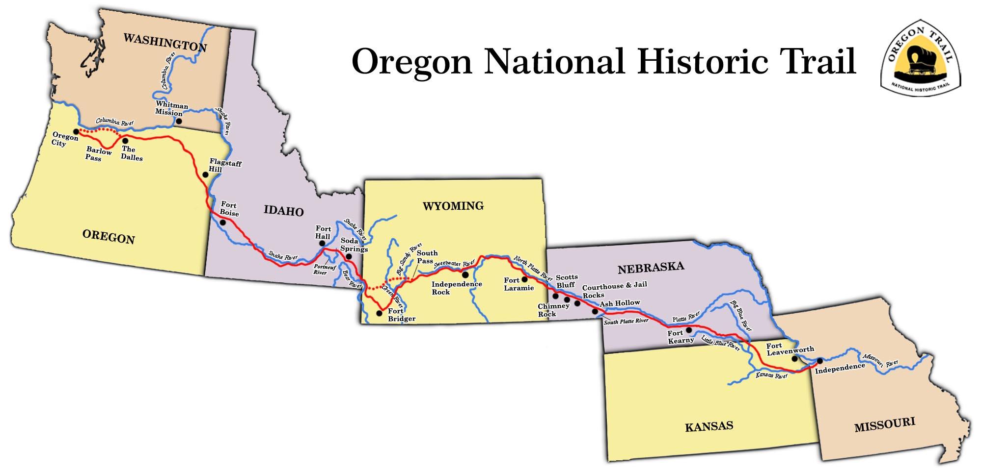 Odyssey Oregon National Historic Trail Onht