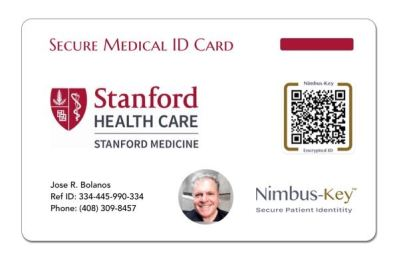 Stanford Card