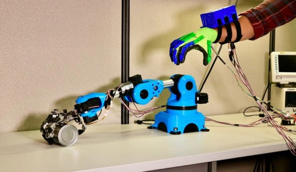 Electric Stimulation Gives Robot-Assistive Surgery a Sense of Touch