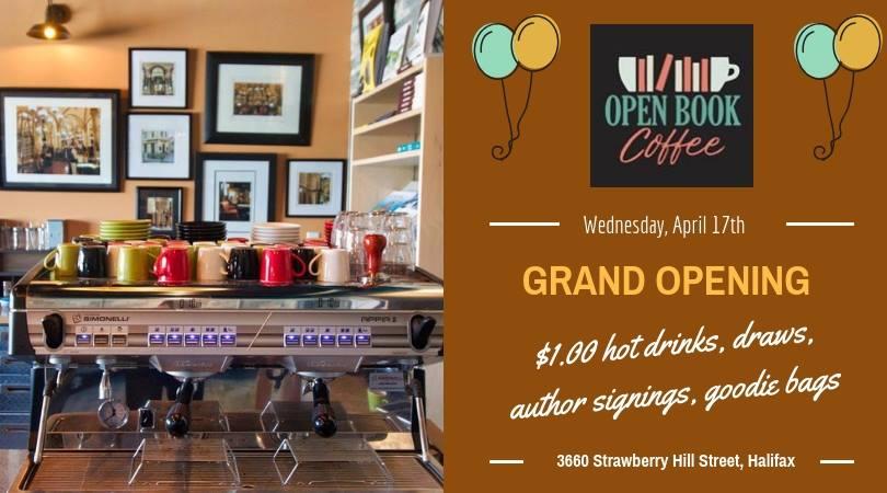 Open Book Coffee