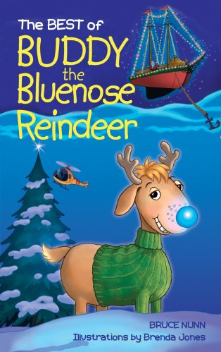 Best of Buddy The Bluenose Reindeer
