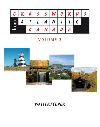 Crosswords from Atlantic Canada Vol 3
