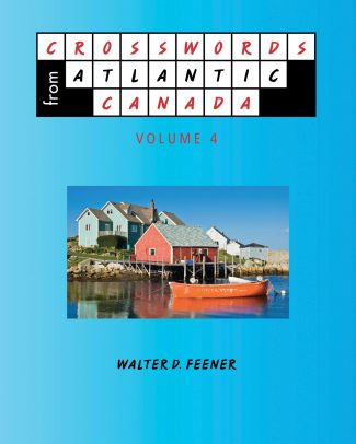 Crosswords from Atlantic Canada Volume 4