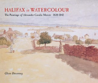 Halifax in Watercolour