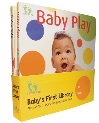 Baby Steps (3 Book Set)