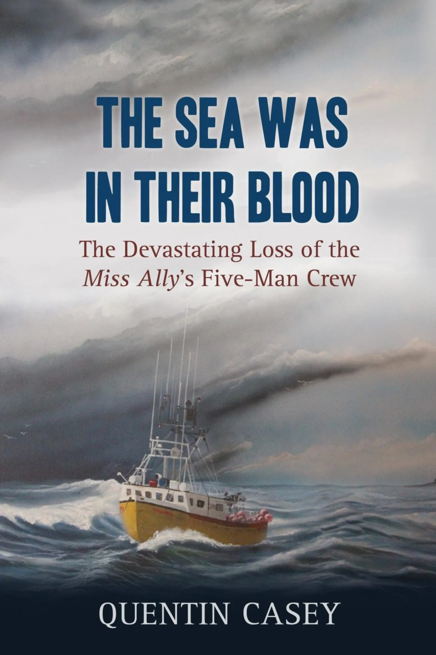 The Sea Was in Their Blood - Nimbus Publishing and Vagrant Press