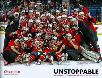 Unstoppable: Halifax Brings Its First Memorial Cup To Moose Country