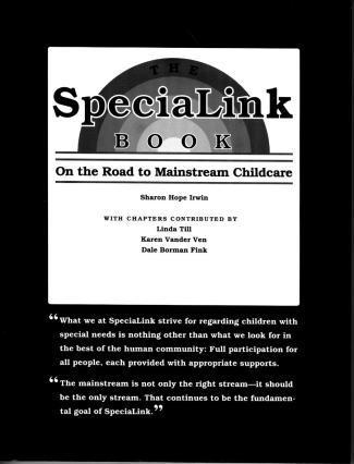 SpecialLink Book