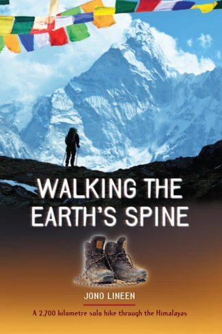 Walking the Earth's Spine