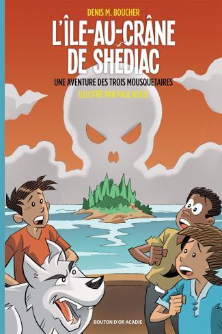 L'île-au-Crâne de Shediac