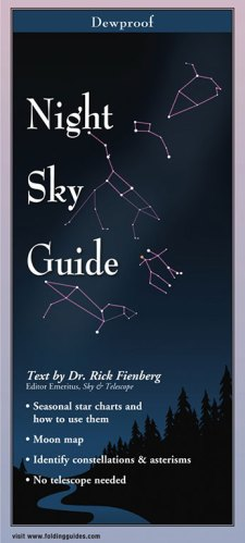 Night Sky Guide – Folding Guide