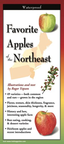 Favourite Apples of the Northeast – Folding Guide