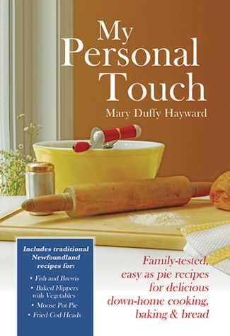 My Personal Touch Cookbook