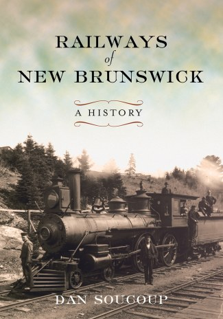 Railways Of New Brunswick
