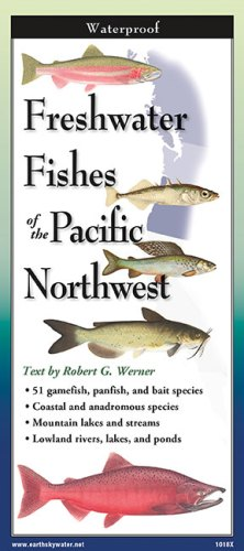 Freshwater Fishes of the Pacific Northwest – Folding Guide