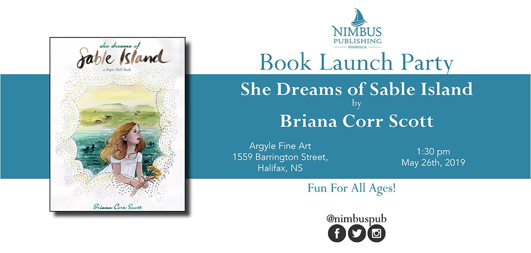 She Dreams of Sable Island Book Launch