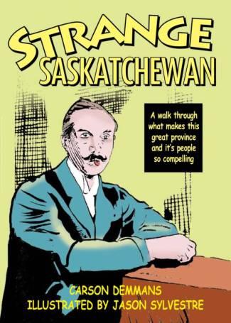 Strange Saskatchewan