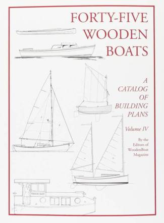 Forty-Five Wooden Boats