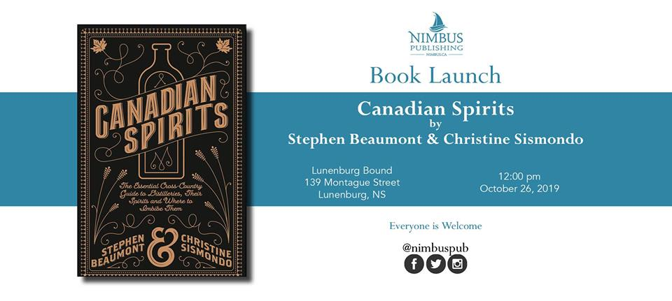 Canadian Spirits Book Launch