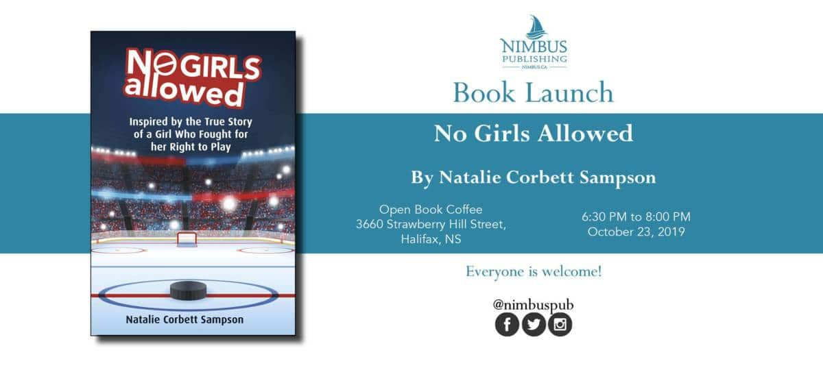 No Girls Allowed Launch