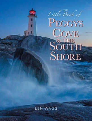The Little Book of Peggys Cove & The South Shore