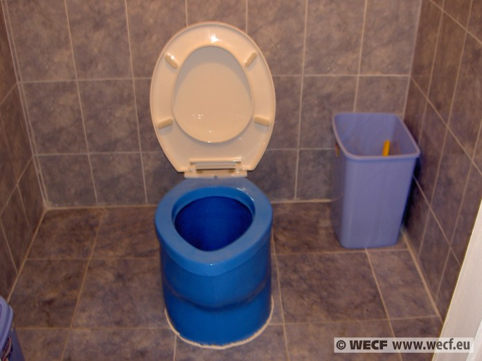 toilet infection in Nigeria