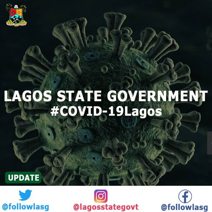 JUST IN: Lagos State Govt Confirms 3 New cases of coronavirus, total cases in Lagos now 22 - Nigerian Health Blog