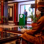 ADDRESS BY MUHAMMADU BUHARI, PRESIDENT OF THE FEDERAL REPUBLIC OF NIGERIA ON THE COVID- 19 PANDEMIC.