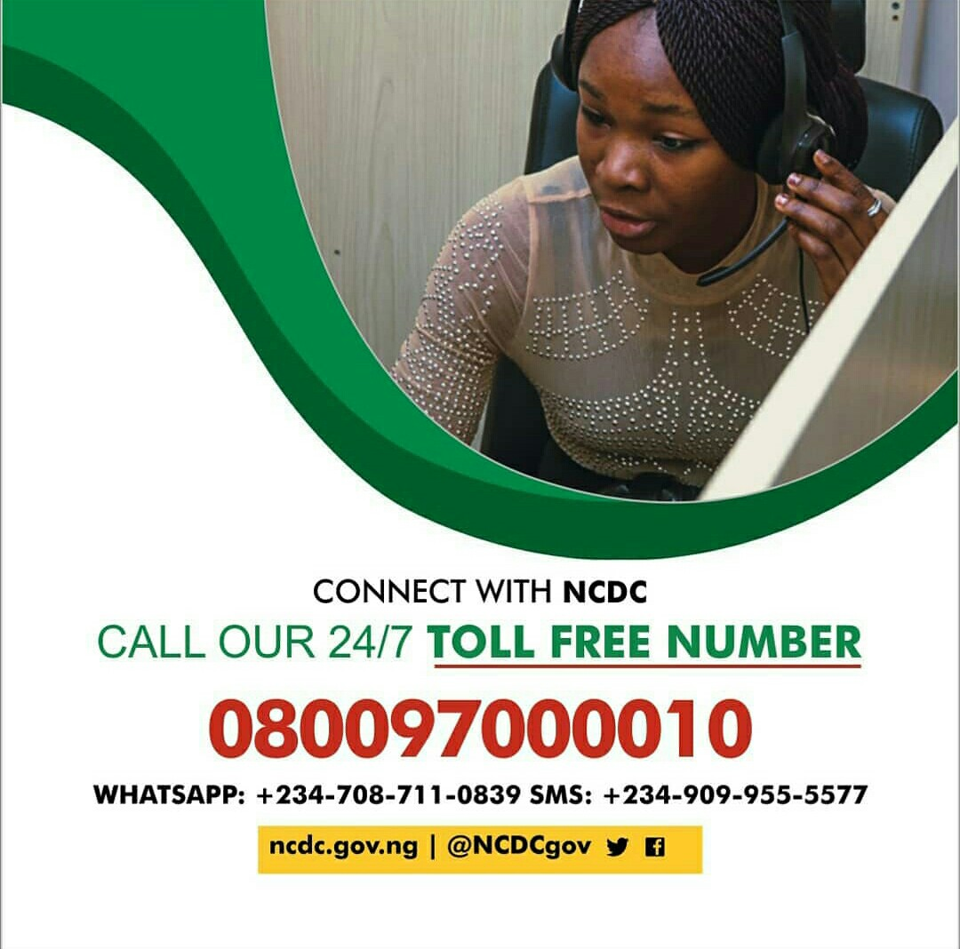 COVID19 Helplines: Coronavirus Emergency Numbers of the 36 different states in Nigeria - Nigerian Health Blog