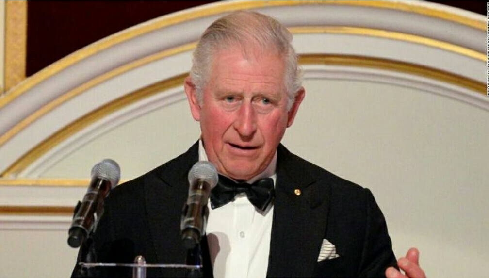 FLASH: Prince Charles, the Queen's son and the first in line to the British throne, has tested positive for COVID19 - Nigerian Health Blog
