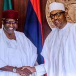 Buhari tests NEGATIVE to Coronavirus,  Abba Kyari tests positive