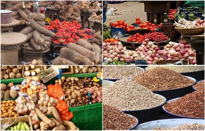 COVID-19 Lagos Lockdown: Nigerian Food items you need to quickly buy - Nigerian Health Blog