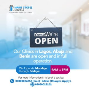 Marie Stopes Clinics In Nigeria