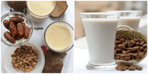 The Recipes, Calories and health benefits of tiger nut drink (Tiger nut and diabetes)
