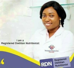 Dietitians in Nigeria: How to become a registered Nutritionist in Nigeria