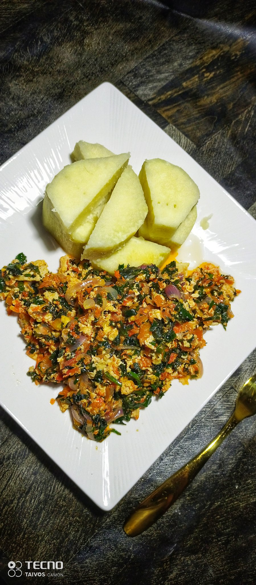 List of Nigerian carbohydrate foods