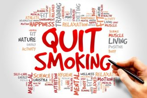 Smoking and stomach ulcer