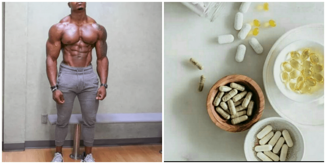 List of BodyBuilding Supplements in Nigeria