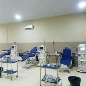 List of dialysis centres in Nigeria