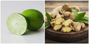 Can ginger and lime prevent pregnancy?